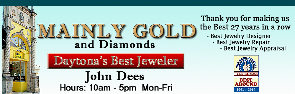 Mainly Gold and Diamonds